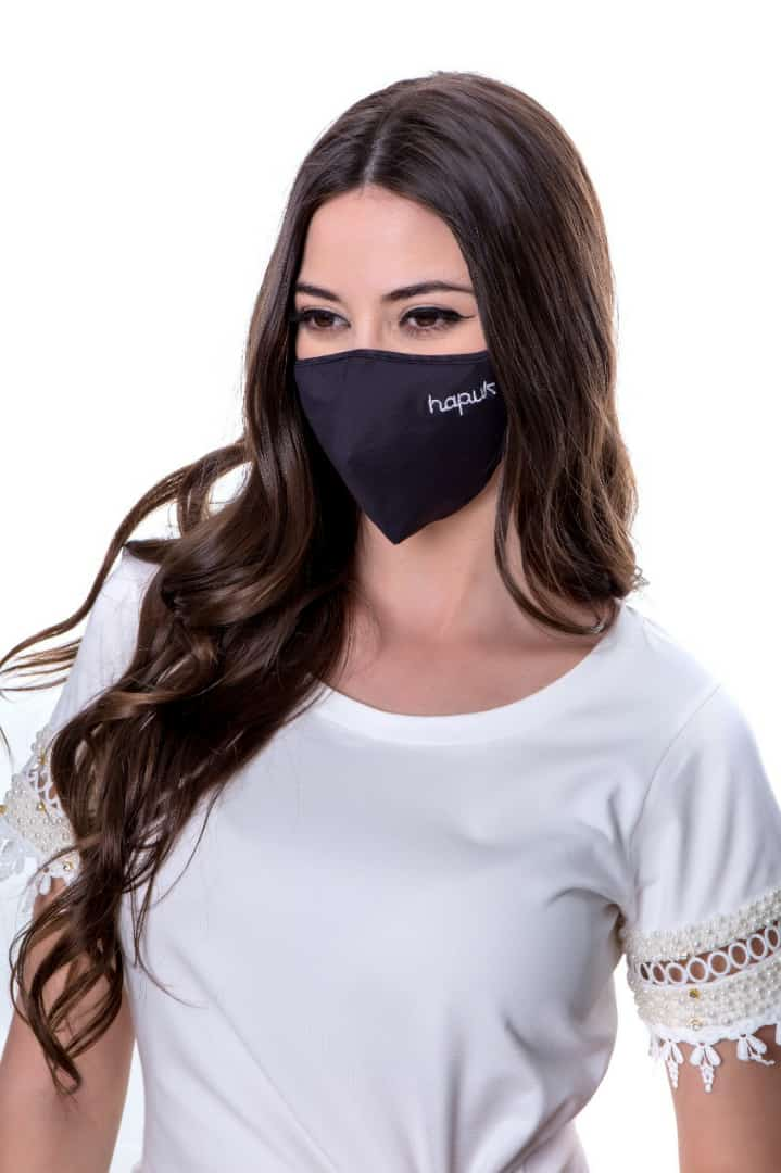 Máscara antiviral Hapuk