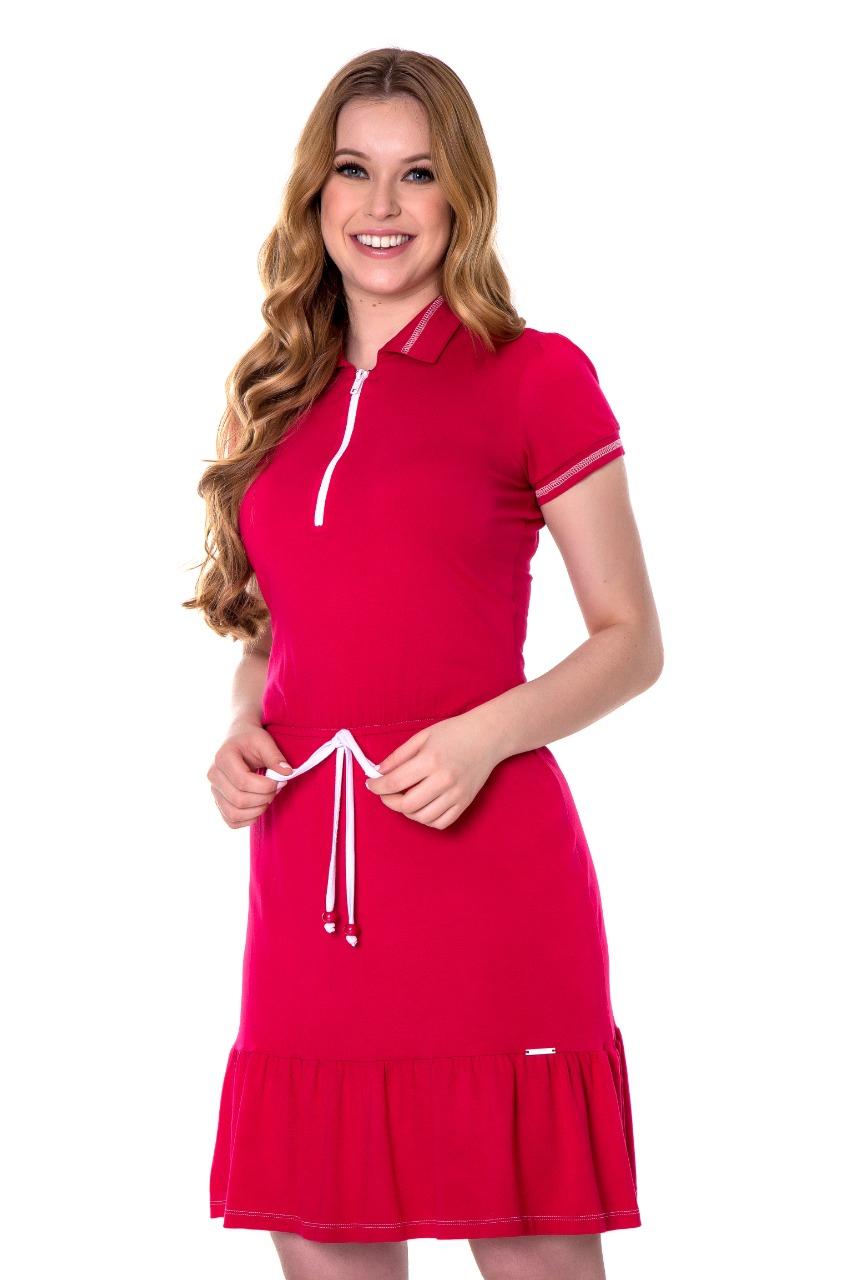 PRÉ-VENDA - Vestido feminino Adrielly Hapuk