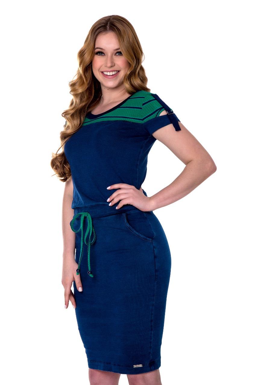 PRÉ-VENDA - Vestido feminino Antonella Hapuk
