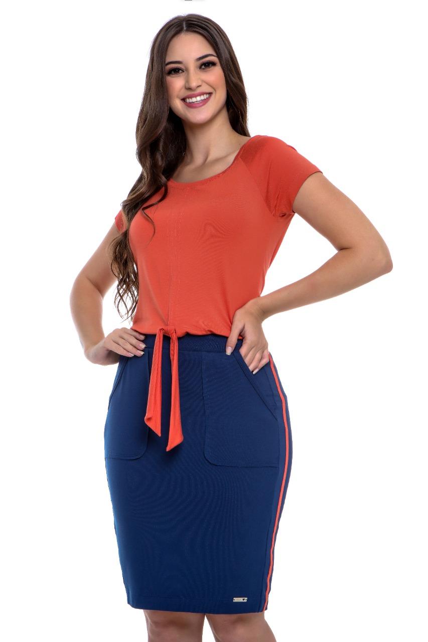 PRÉ-VENDA - Vestido feminino Aurora Hapuk