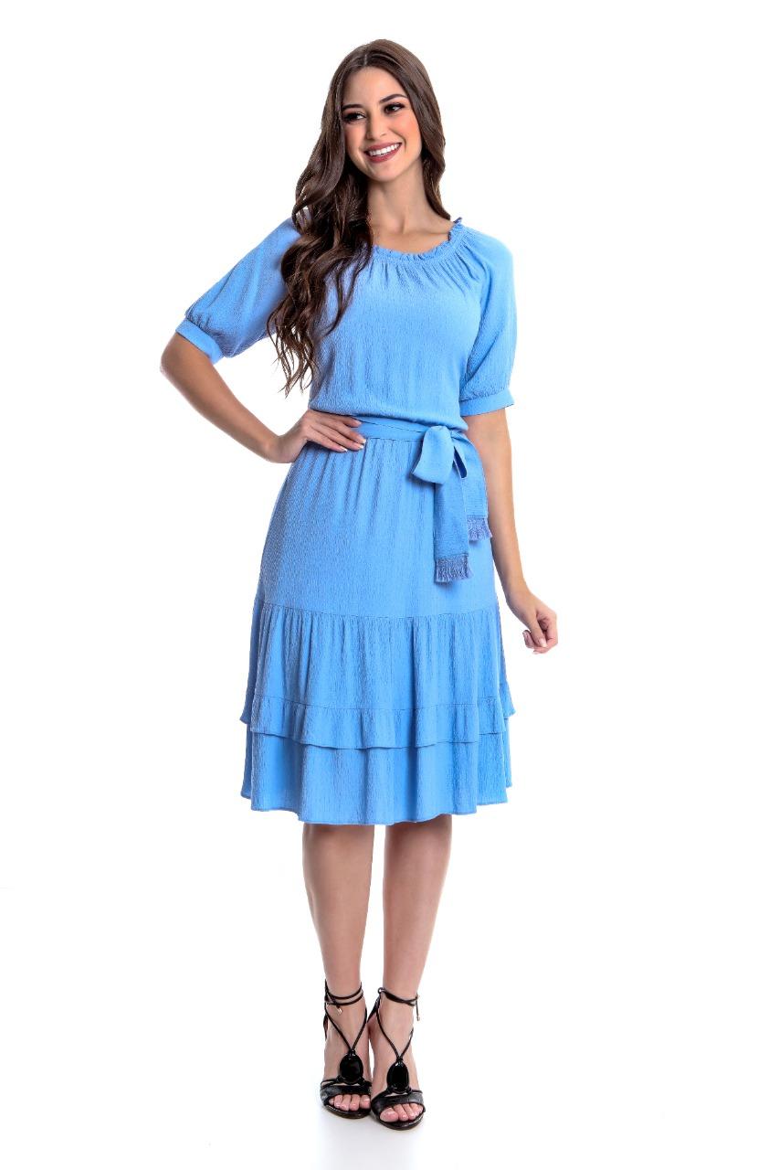 Vestido feminino Ayla Hapuk