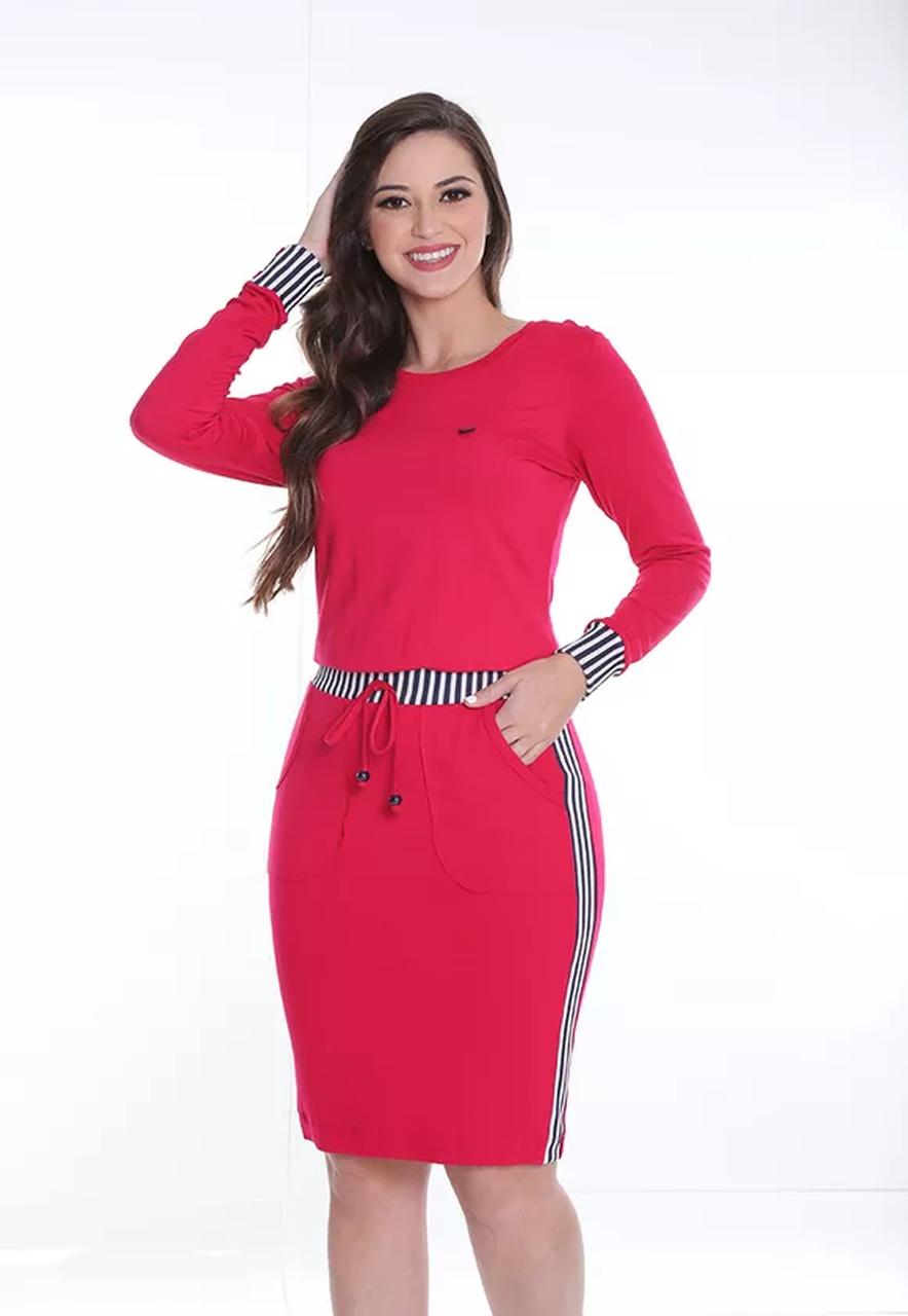 PRÉ-VENDA - Vestido feminino Isadora Hapuk