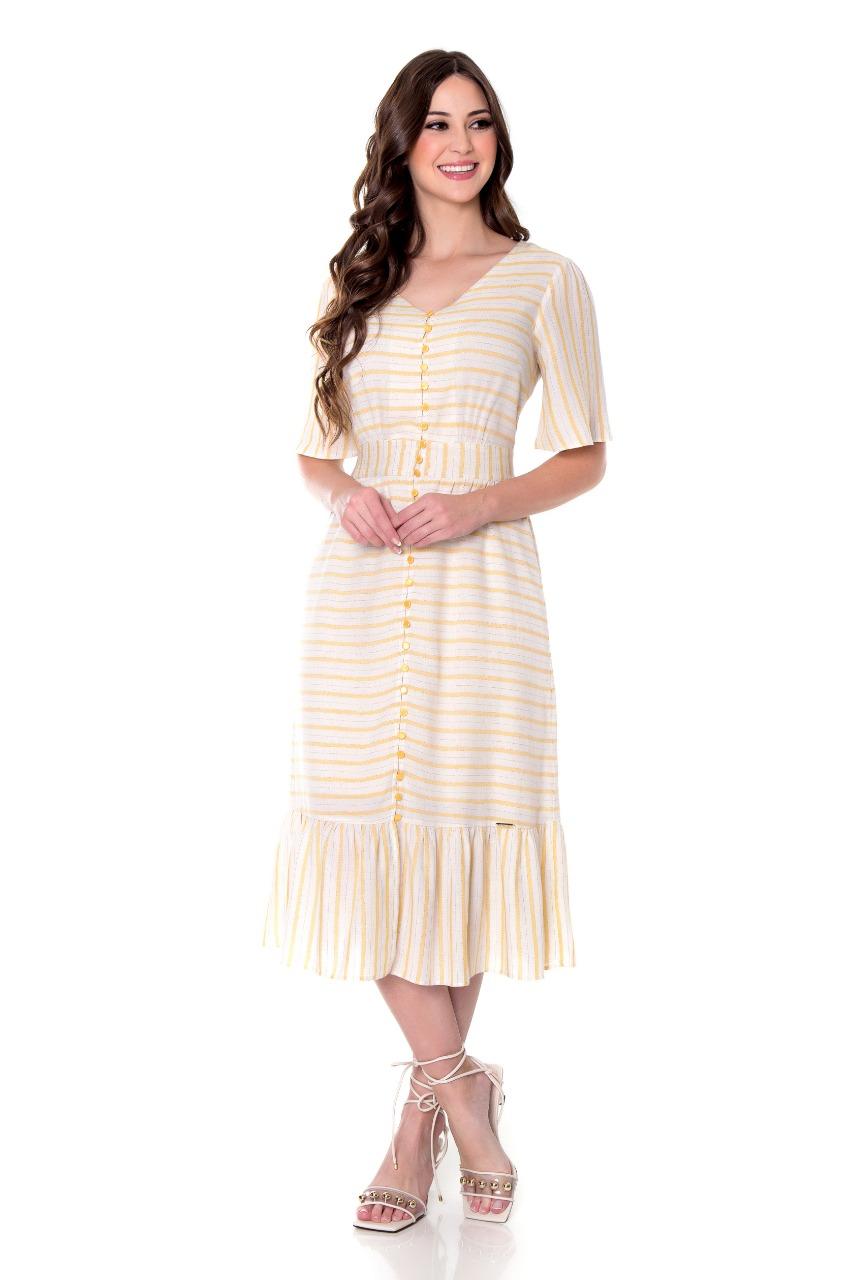 PRÉ-VENDA - Vestido feminino Noelly Hapuk