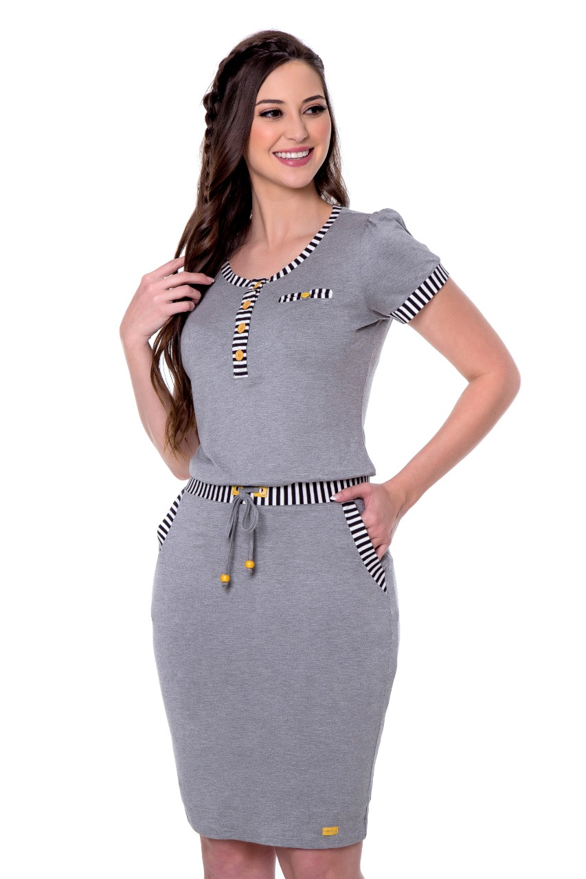 PRÉ-VENDA- Vestido Luara Hapuk