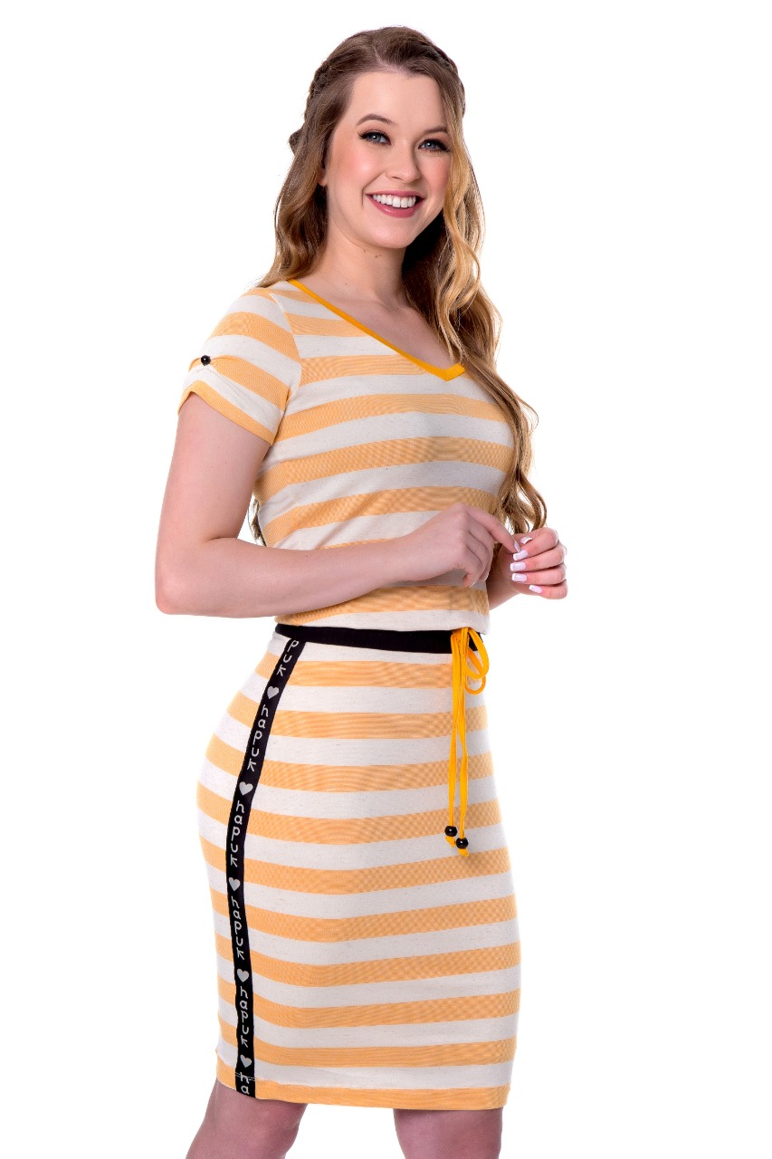 PRÉ-VENDA- Vestido Maiara Hapuk