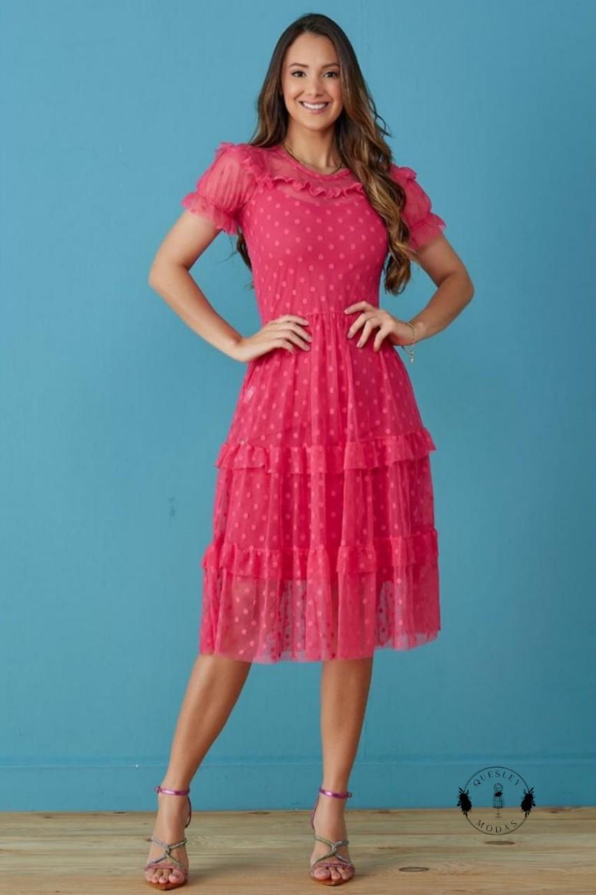 Vestido feminino Adele Tata Martello