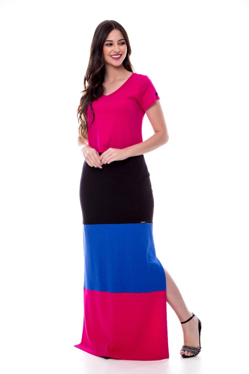 Vestido feminino Ana Hapuk