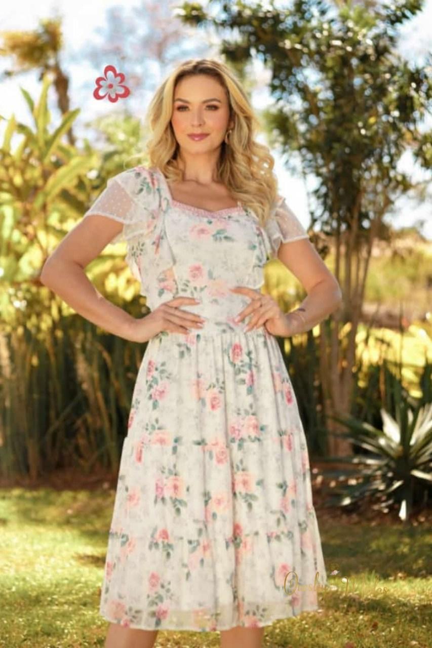 Vestido feminino Taily Maria Amore