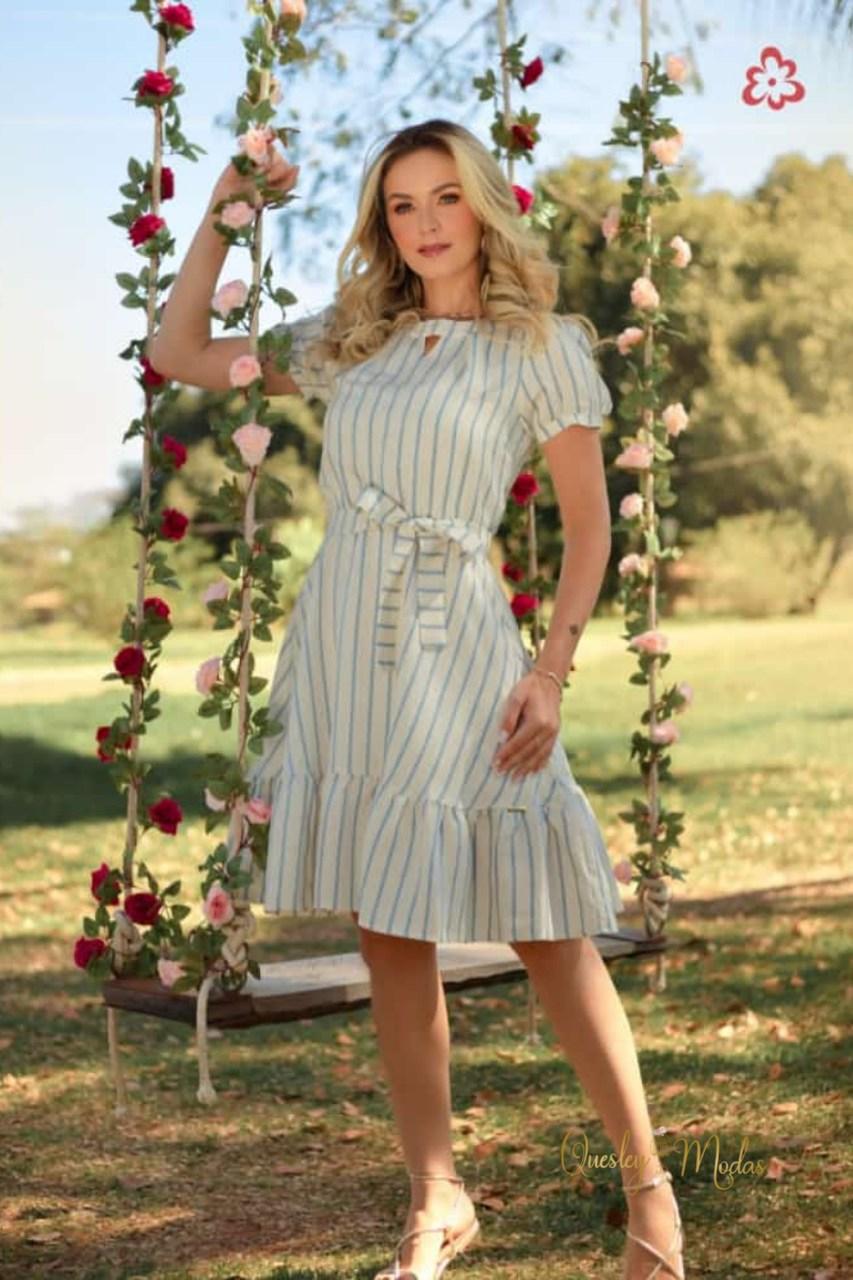 Vestido Sabrina Maria Amore