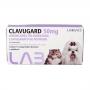 Antibiótico Clavugard Labgard 250mg para Cães e Gatos 10 Comprimidos