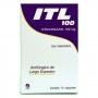 Antifúngico itl itraconazol 100mg com 10 cápsulas