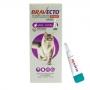 Antipulgas Bravecto Plus para Gatos de 6,25kg até 12,5kg - 1 Pipeta 500mg