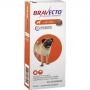 Antipulgas e carrapatos msd bravecto para cães de 4,5 a 10kg