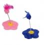 Brinquedo flor para gato são pet