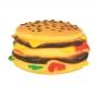 Brinquedo hamburguer pequeno economico BBB PET