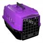 Caixa de transporte mec pet lilás
