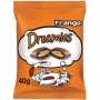 Petisco dreamies frango 40g