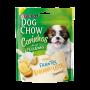 Petisco purina dog chow carinhos filhote banana e leite 75g