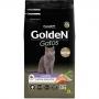 Ração Golden Gatos Salmão para Gatos Adultos