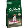 Ração Golden Seleção Natural Frango e Arroz Mini Bits para Cães Filhotes de Pequeno Porte