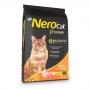 Ração Nero Cat Premium Sabor Peixe e Frango