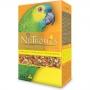 Ração nutrópica para papagaio com mel e ovos 300g