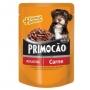 Ração Primocao sachê Premium Adultos Sabor Carne 100g