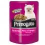 Ração Primogato sachê Premium Filhotes Sabor Peru e Frango 85g