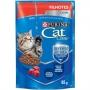 Ração purina cat chow sache filhote carne 85g