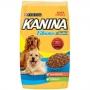 Ração purina kanina carne e cereais para cães filhotes 15kg