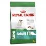 Ração royal canin cães mini adulto 8+ para raças pequenas