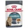 Ração royal canin sache gatos hairball care 85g