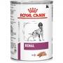 Ração royal canin veterinary lata cães renal