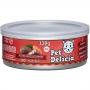 Ração Úmida Pet Delícia Picadinho de Carne para Gatos 110g