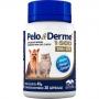 Suplemento Vetnil Pelo & Derme DHA + EPA 1500 para Cães e Gatos
