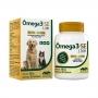 Suplemento vitamínico vetnil omega 3+se 1100 58,5g para cães e gatos com 30 cápsulas
