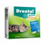 Vermífugo drontal gatos spot on para 2,5 a 5kg