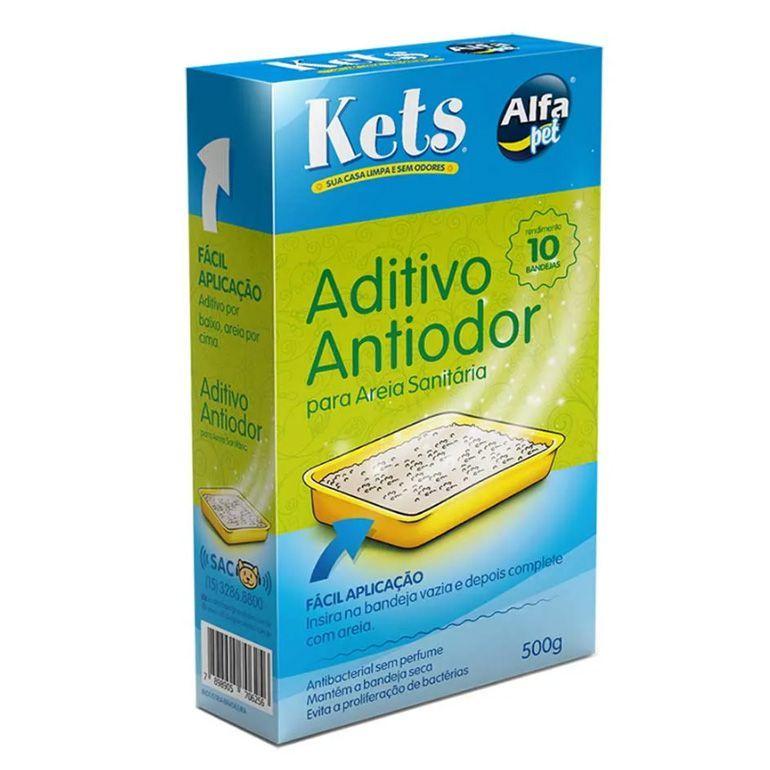 Aditivo antiodor kets 500g