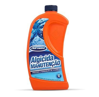 Algicida manutenção hidroazul 1LT