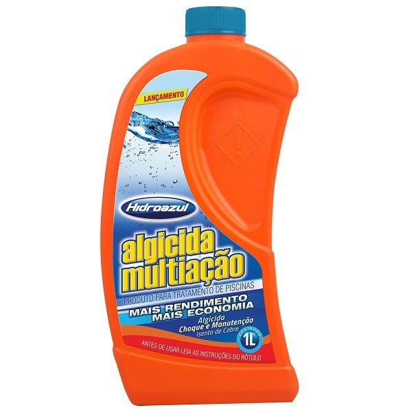 Algicida multi ação hidroazul 1LT