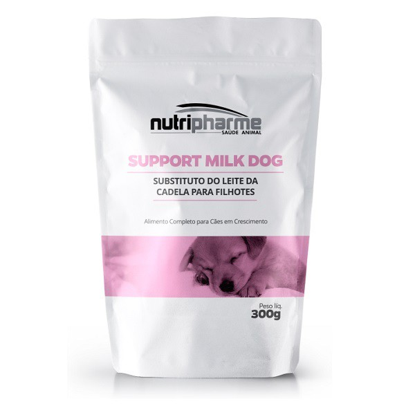 Alimento completo para cães support milk sache dog 300g