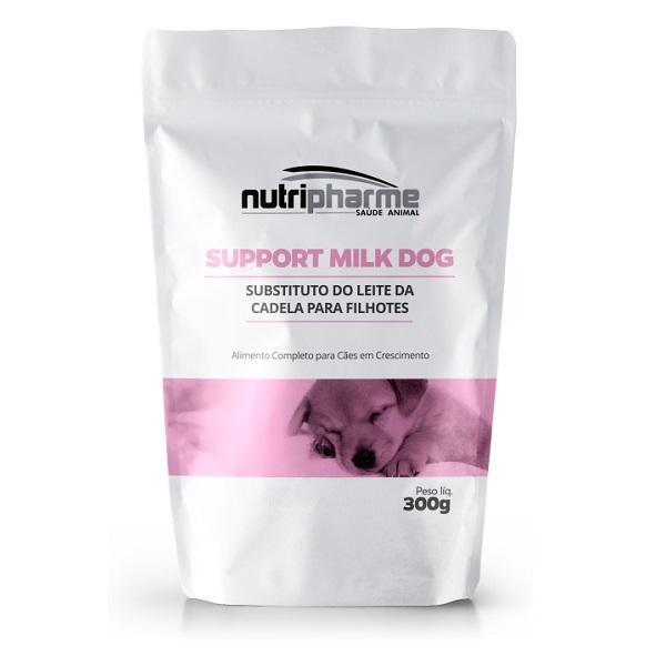 Alimento completo para cães support milk sache dog 300g
