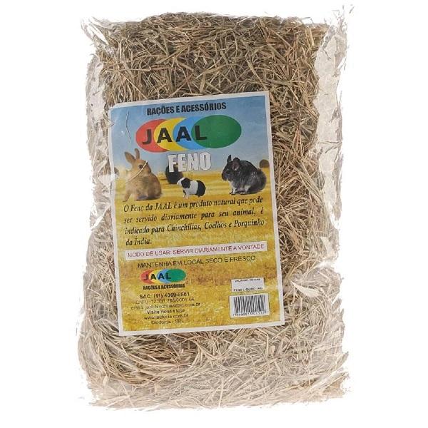 Alimento feno para roedores 1kg marca Jaal