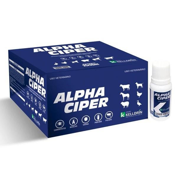 Alpha ciper kelldrin 20ml