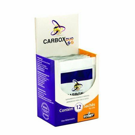 Antidiarreico Carbox duo Sache 8g