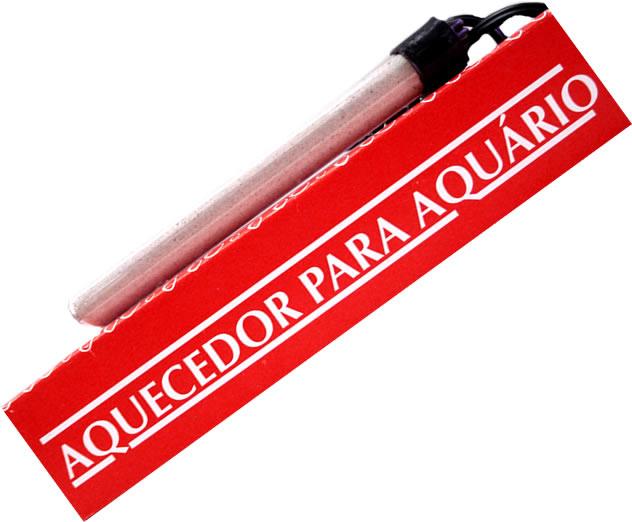Aquecedor delfin para aquário - 110v