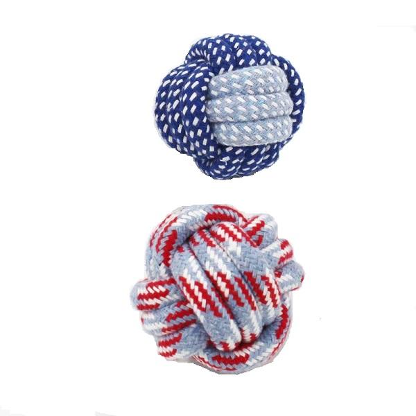 Brinquedo bola corda para pet