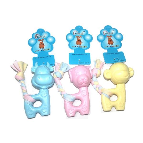 Brinquedo candy animals para pet