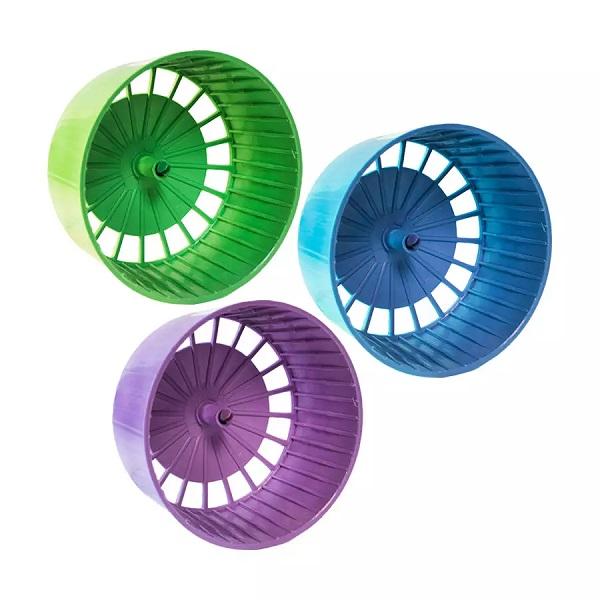 Brinquedo exercitador de plastico para roedores