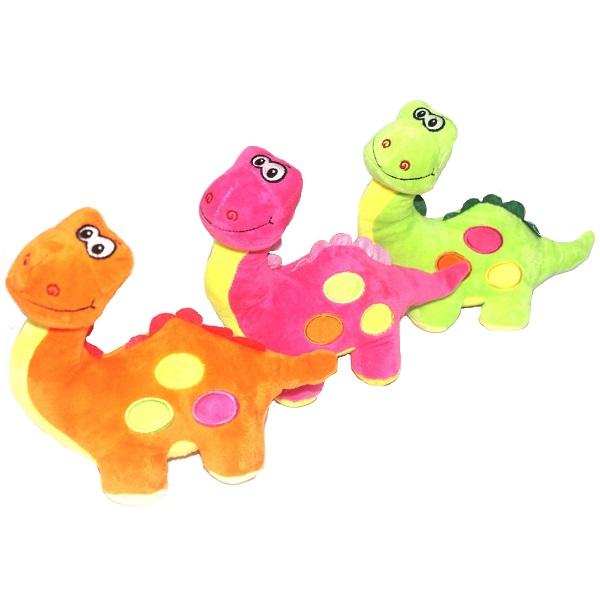 Brinquedo pelucia dinossauro para caes
